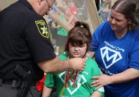 2017 Special Olympics Track and Field Pic 1